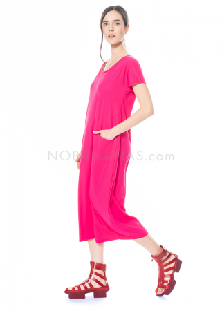 yukai, sommerliches Kleid mit Taschen