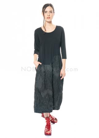 yukai, sommerliches Kleid aus fließendem Stoff