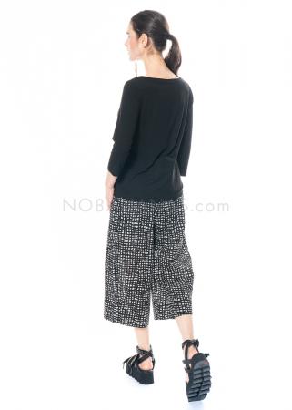 yukai, wide cotton pants