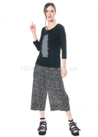 yukai, weite Hose aus Baumwolle