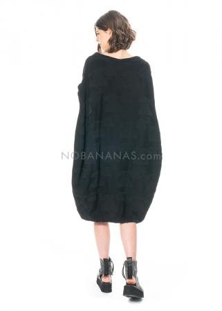 RUNDHOLZ, ballonförmiges Oversize-Kleid 1211030902