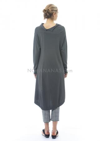 RUNDHOLZ, Kleid mit Rippstrickdetails 1201417308