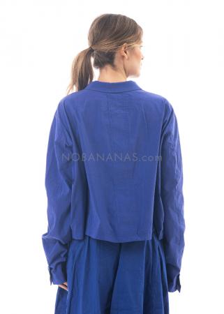 RUNDHOLZ BLACK LABEL, kurze Jacke mit applizierten Taschen 1203441124