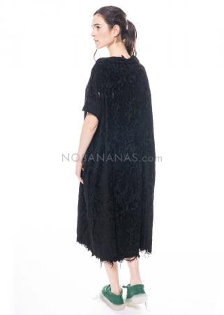 RUNDHOLZ DIP, Brokat-Kleid im Vintage-Look 1212250902