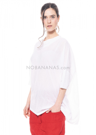 RUNDHOLZ DIP, oversized T-Shirt from fine Jersey 1212280503