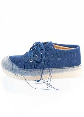 RUNDHOLZ DIP, Textil-Sneaker mit strukturierter Sohle 1212465272