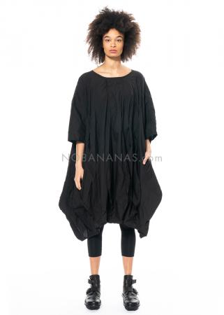 RUNDHOLZ DIP, One Size Kleid aus Stoffsegmenten 1212530904