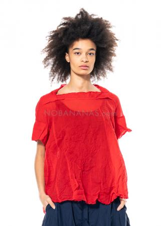 RUNDHOLZ DIP, transparent cotton shirt 1212580401
