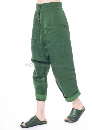 RUNDHOLZ DIP, Hose mit geknöpften Taschen 1212390110