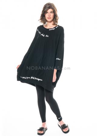 RUNDHOLZ BLACK LABEL, Leggings aus Baumwolle mit Print 1213300208