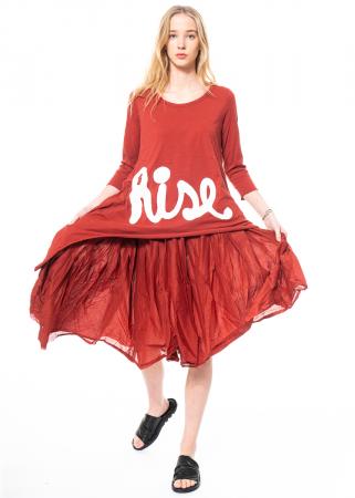 RUNDHOLZ BLACK LABEL, Kleid aus Baumwolle 1213370909