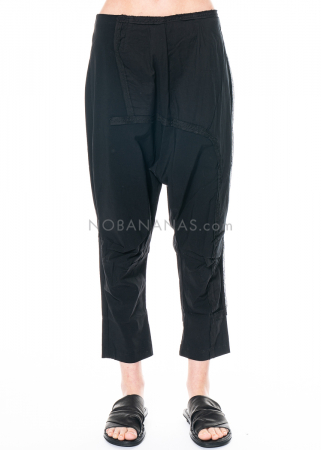 RUNDHOLZ BLACK LABEL, comfortable stretch trousers 1213440102