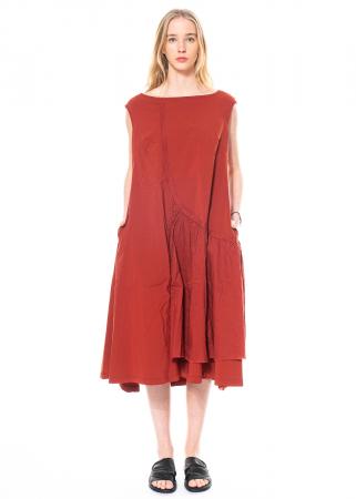 RUNDHOLZ BLACK LABEL, ärmelloses Kleid in A-Linie 1213440904