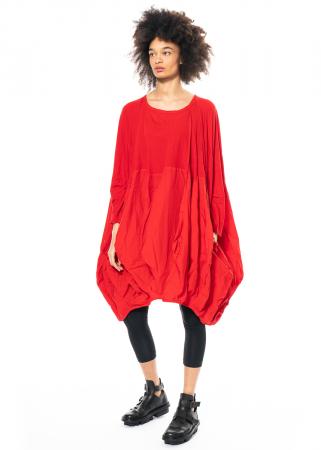RUNDHOLZ DIP, oversized Ballon-Kleid aus Stoffsegmenten 1212530908