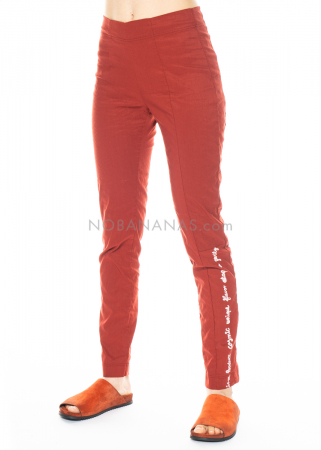 RUNDHOLZ BLACK LABEL, long trousers with print 1213630106