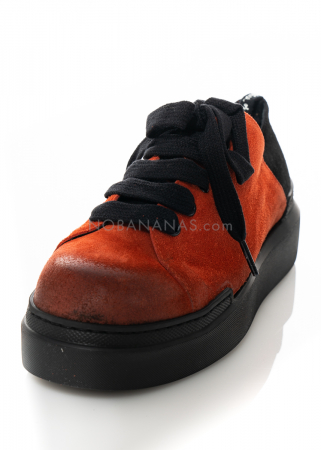 RUNDHOLZ BLACK LABEL, low shoe made of calf leather 1213985203