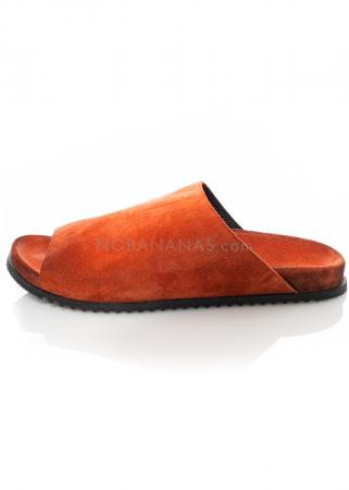 RUNDHOLZ BLACK LABEL, mules made of calf leather 1213985206