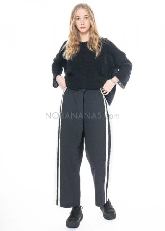 HINDAHL & SKUDELNY, pants with elastic waistband 121H12