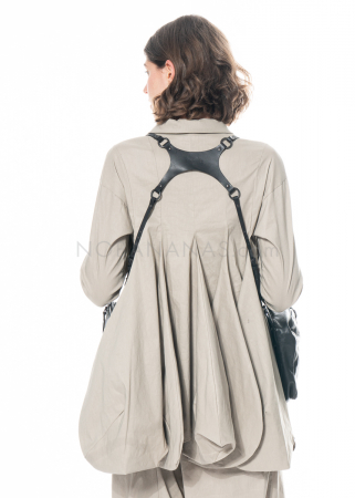 RUNDHOLZ, harness with lamb leather pockets 1211425303