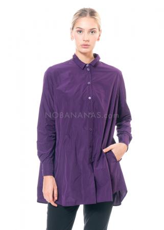 Katharina Hovman, Oversized Bluse 205557 purple