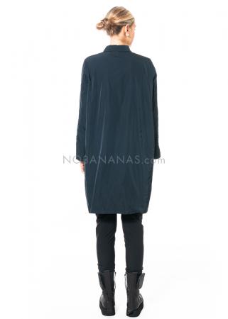 Katharina Hovman, Hemdblusenkleid aus Taft 205746 night