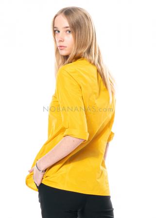 KATHARINA HOVMAN, Bluse mit Schalkragen sol 211238