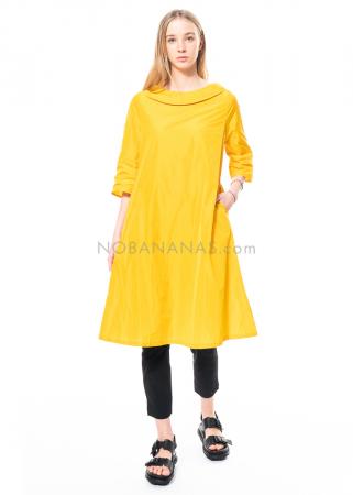 KATHARINA HOVMAN, A-Kleid mit U-Boot-Ausschnitt 211277 sol