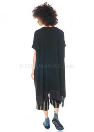 Moyuru, verspieltes Lagenlook Kleid 211418