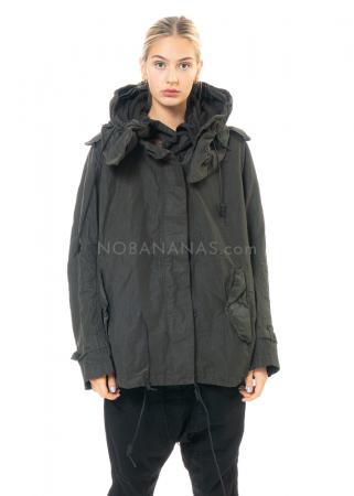 RUNDHOLZ DIP, zweiteilige Jacke mit Rücken-Print 2202381122