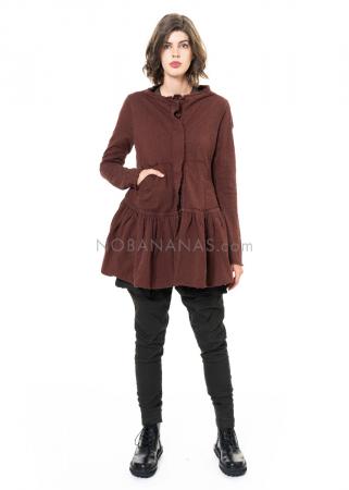 RUNDHOLZ DIP, Sweatshirt-Jacke mit Volants 2202421107