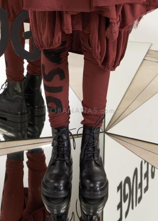 RUNDHOLZ DIP, Leggings mit Print 2202560222