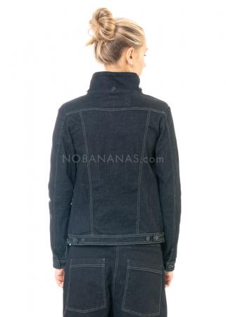 RUNDHOLZ BLACK LABEL, Jeansjacke aus gestretchter Baumwolle 2203271101