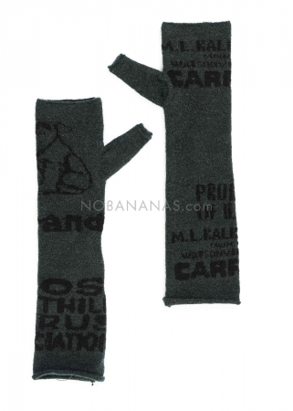 RUNDHOLZ BLACK LABEL, fingerlose Armstulpen 2203353106