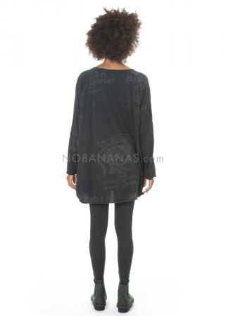 RUNDHOLZ BLACK LABEL, knieumspielendes Baumwollkleid 2203570902