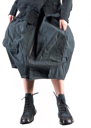RUNDHOLZ BLACK LABEL, Rock mit großen Taschen 2203630302