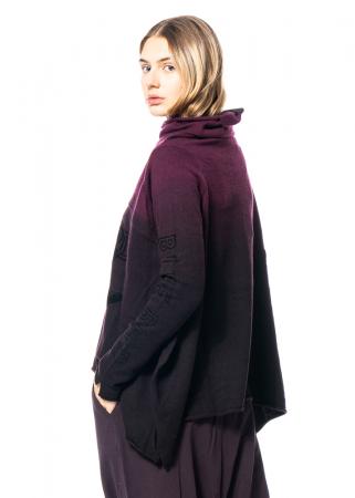 RUNDHOLZ BLACK LABEL, warmer Pullover mit Printmuster 2203650712