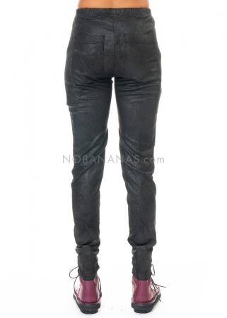 RUNDHOLZ BLACK LABEL, Leggings im Velourlederlook 2203670106