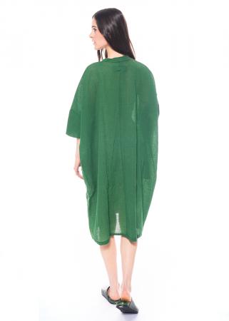 RUNDHOLZ DIP, oversized Kleid aus feinem Jersey 1212280905