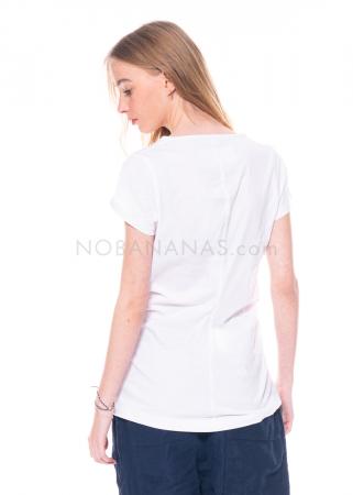 RUNDHOLZ DIP, langes T-Shirt mit Print 1212300501