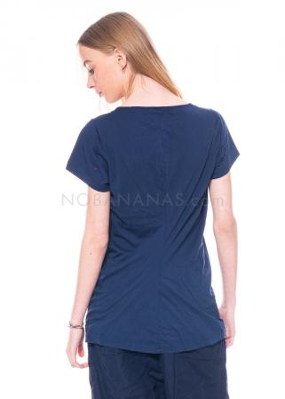 RUNDHOLZ DIP, long plain T-Shirt 1212300511