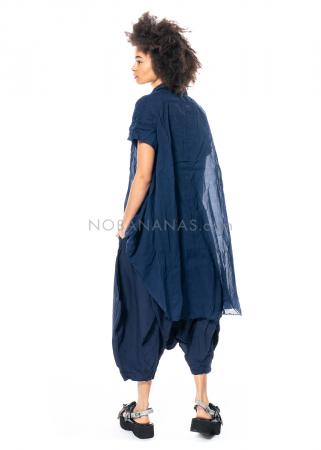 RUNDHOLZ DIP, transparentes Hemdblusenkleid 1212580905