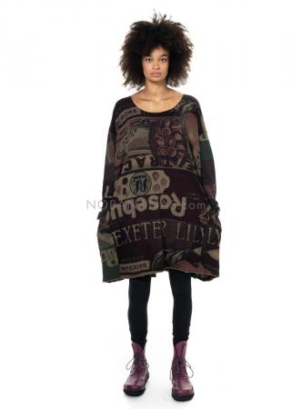 RUNDHOLZ BLACK LABEL, Oversize-Kleid mit großen Taschen 2203250905