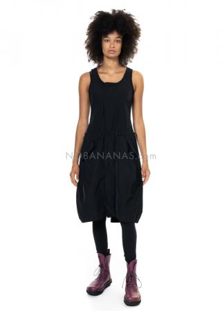 RUNDHOLZ BLACK LABEL, ärmelloses Kleid aus Taft 2203280910