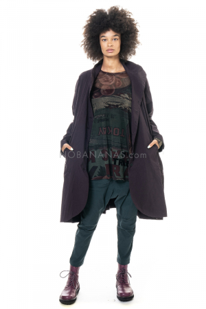 RUNDHOLZ BLACK LABEL, wide coat 2203441213