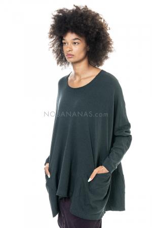 RUNDHOLZ BLACK LABEL, Kleid aus weichem Winterjersey 2203510904