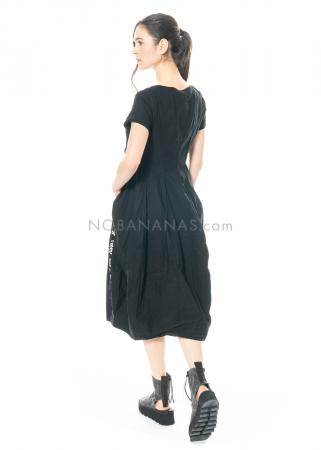 RUNDHOLZ BLACK LABEL, tulpenförmiges Kleid mit Print 1213630901