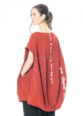 RUNDHOLZ BLACK LABEL, kugelförmiges One-Size-Kleid mit Print 1213630904