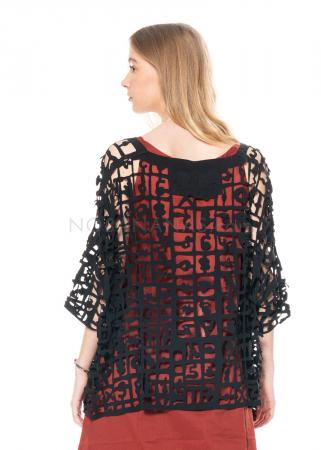RUNDHOLZ BLACK LABEL, T-Shirt mit Cut-outs 1213800610