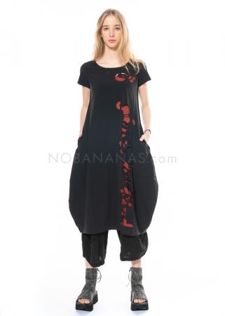 RUNDHOLZ BLACK LABEL, Kleid in Tulpenform mit Cut-outs 1213800901