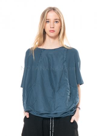 RUNDHOLZ BLACK LABEL, tulpenförmiges T-Shirt 1213870506